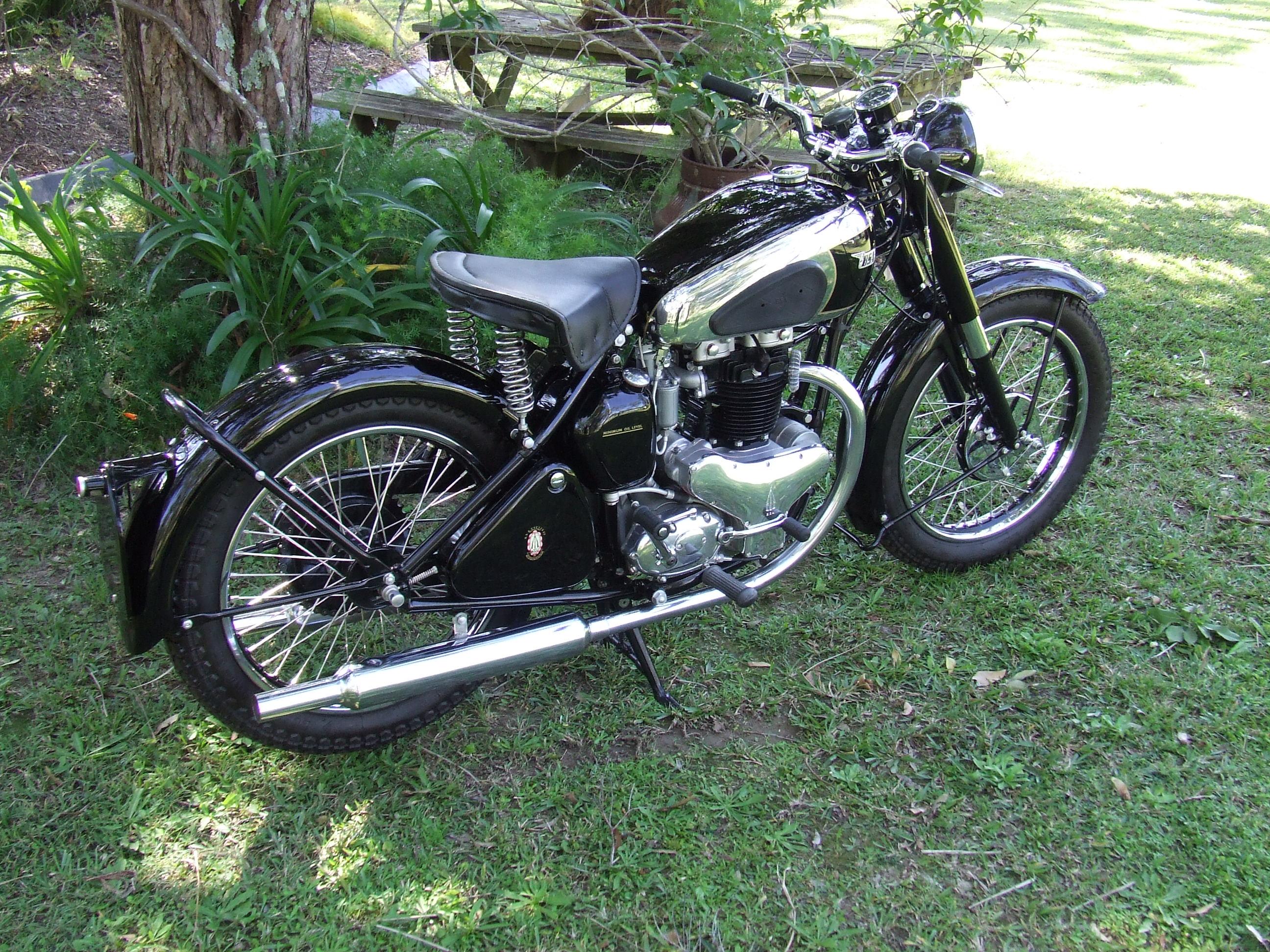 1948 BSA A7