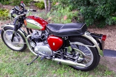 BSA Goldstar Twin