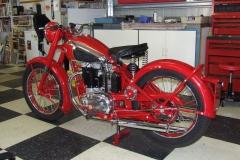1946 BSA A7